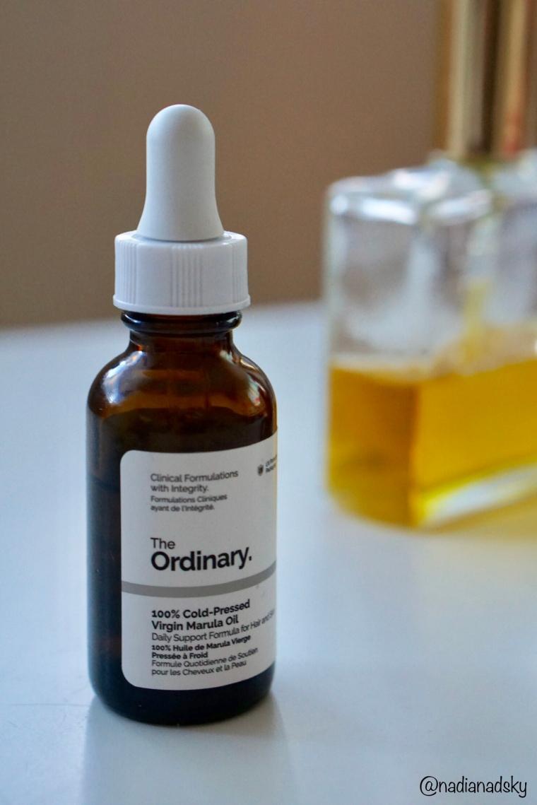 The Ordinary Marula Oil