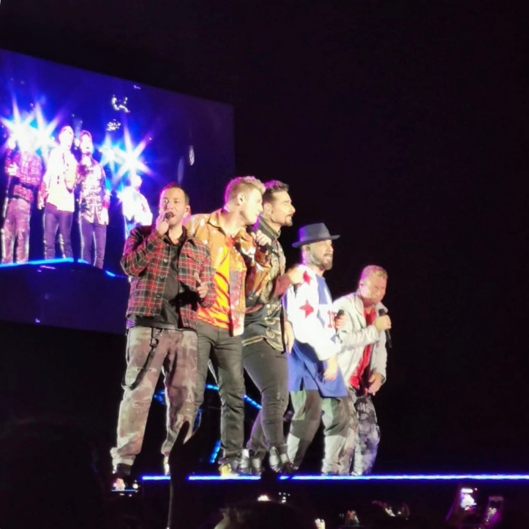 Backstreet Boys DNA Ottawa
